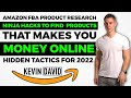 Amazon FBA Product Research 2.0 | Ninja Hacks to Find Products That Earn You 1K Per Day in Q4 & 2018