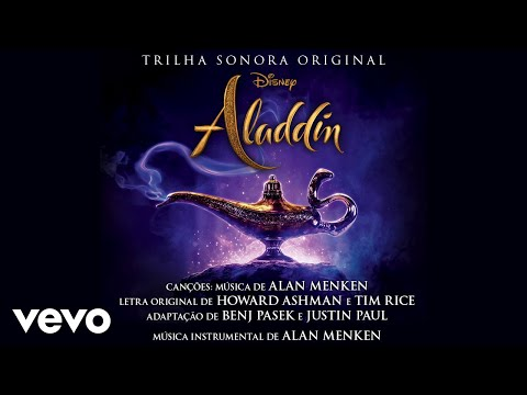 "Márcio Simões - A Noite Da Arábia (2019) (De ""Aladdin""/Audio Only)"