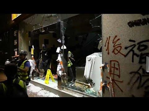 Χονγκ Κονγκ: Διαδηλωσεις, επεισόδια και συλλήψεις