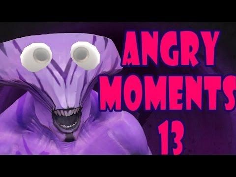Dota 2 Angry Moments 13