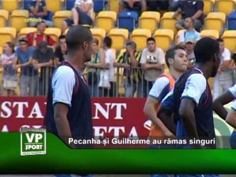 Pecanha și Guilherme au rămas singuri