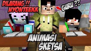 Video NYONTEK. Animasi Awal Mula 4Brother(Zenmatho) - Minecraft Animation Indonesia MP3, 3GP, MP4, WEBM, AVI, FLV Juli 2018