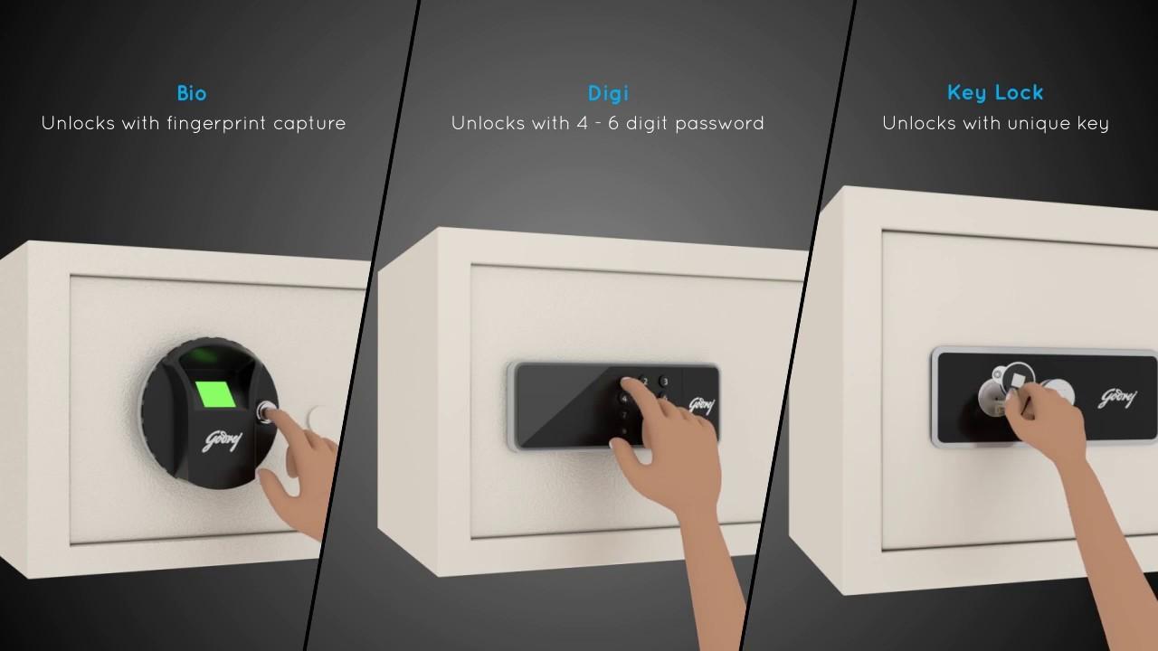 NX Pro Key Lock 15L