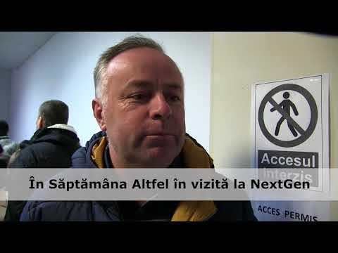 În Săptămâna Altfel în vizită la NextGen