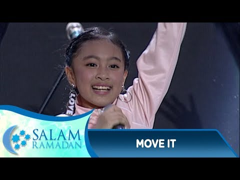 Video Dance yg Bikin Semangat! Zara Leola [MOVE IT]  - Salam Ramadan (3/6) download in MP3, 3GP, MP4, WEBM, AVI, FLV January 2017