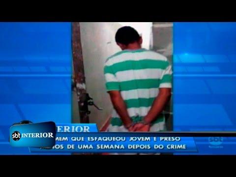 Autor de assassinato em Rio Preto é preso em Monte Alto, na região de Ribeirão Preto