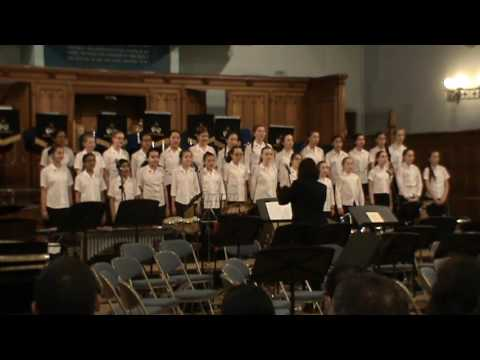 Africa - Girls' Division Middle School Choir