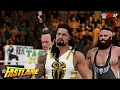 WWE 2K17 Fastlane 2017  Roman Reigns vs Braun Strowman  Undertaker Attacks Reigns Custom waptubes