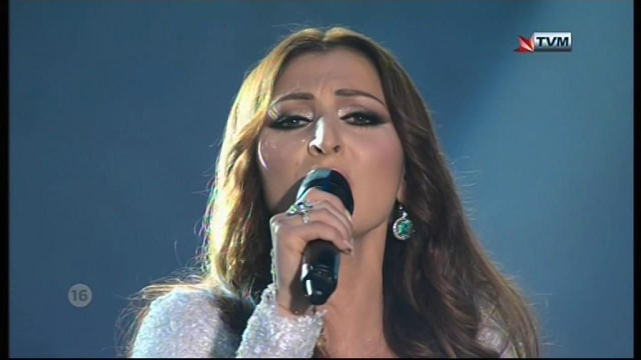 Claudia Faniello - Breathlessly (Malta 2017)