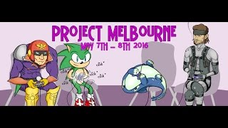 Project Melbourne 2 – Australian Smash64, Brawl, Project M and Rivals of Aether Tournament! – Featuring PG|Esam, LLL|MR R and Liquid|Nairo!