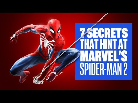 7 Marvel Secrets That Could Be Clues to Marvel's Spider-Man 2 - Marvel's Spider-Man PS4 Pro Gameplay (видео)