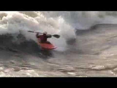Big Whitewater Kayaking