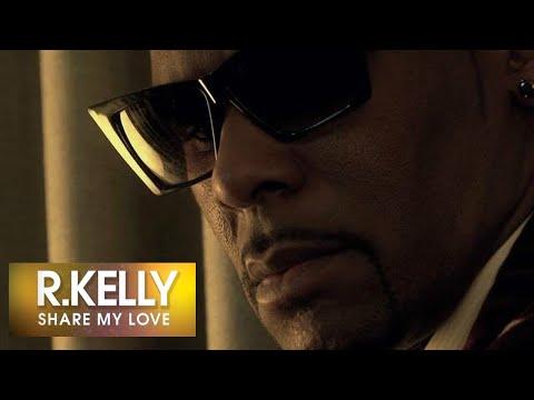 "R. Kelly ""Share My Love"" (HQ Audio) 2012"