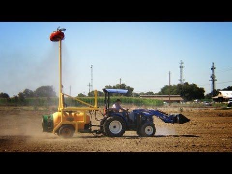 High Tech Agriculture - 9 Milliarden Mäuler zu stopfen: Die Zukunft der Landwirtschaft (Ep. 4)