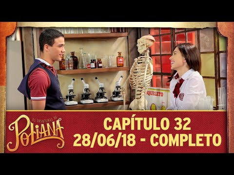 Video As Aventuras de Poliana | capítulo 32 - 28/06/18, completo download in MP3, 3GP, MP4, WEBM, AVI, FLV January 2017