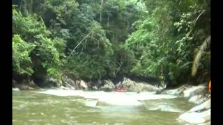 Gopeng Malaysia  City pictures : Whitewater Rafting @ Gopeng Malaysia 13 Sept 2013
