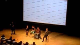 ReelAbilities Film Festival STILTS & SPOKES Talk Back