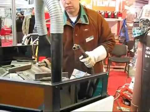 Компания Евротек на выставке Weldex Россварка 2011