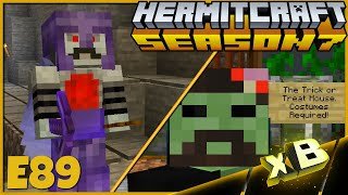 HermitCraft 7 | RECRUITING MUMBO! [E89]