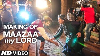 Nonton Making Of  Maazaa My Lord  Video Song   Ayushmann Khurrana   Hawaizaada   T Series Film Subtitle Indonesia Streaming Movie Download