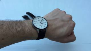 Forevus are a new UK brand, starting in 2016 in St. Andrews. Their initial release, the Impact - is smart, clean, and a designers dream. Not only that, it has a really impressive spec list and an even more impressive price at £129 (leather) / £139 (mesh bracelet). Read the full review here: https://www.watchitallabout.com/forevus-impact-watch-review/