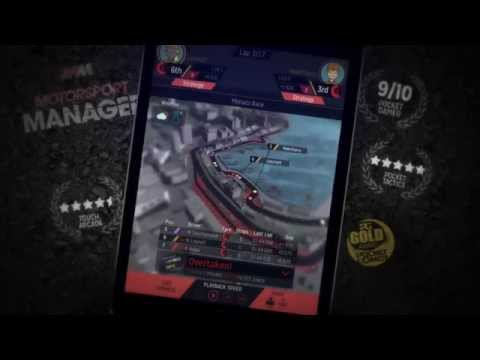 Motorsport Manager - video