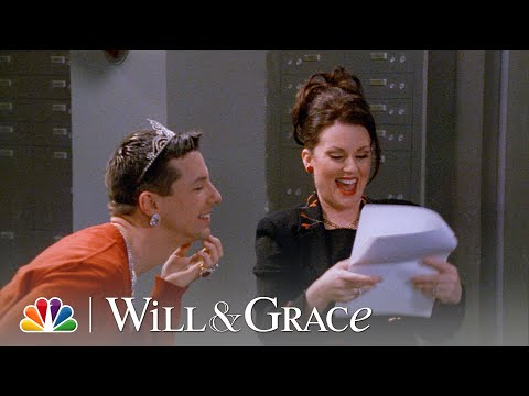 Karen Finds Something Awful Among Her Jewels - Will & Grace
