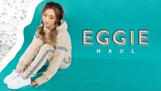 Eggie Haul | My Clothing Line Is Finally Out! by Clothes Encounters