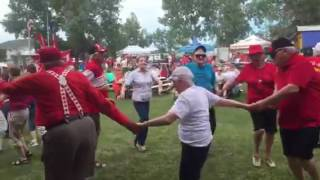 Strathmore (AB) Canada  city photos gallery : Square Dance Flash Mob, Canada Day 2016, Strathmore, AB