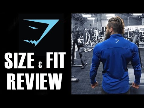 ULTIMATE REVIEW: GYMSHARK New Release & Discount | Size & Fitting Guide #2