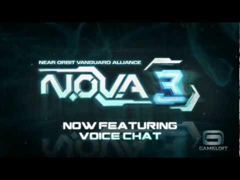 N.O.V.A. Near Orbit Vanguard Alliance IOS
