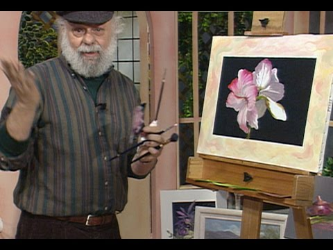 "The Beauty of Oil Painting, Series 1, Episode 9 ""Amaryllis"""
