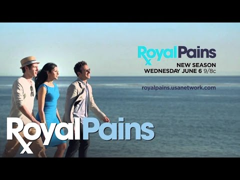 Royal Pains Season 4 (Promo)