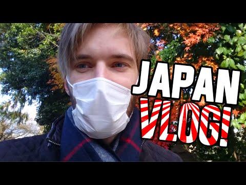 JAPAN VLOG!