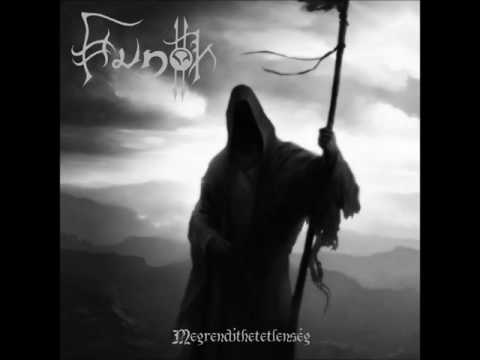 HUNOK - megrendiithetlenség - GATEFOLD LP 2018 - (Werewolf Records)