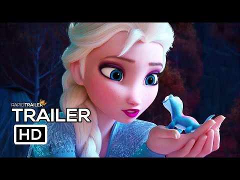 FROZEN 2 Official Trailer #3 (2019) Disney, Animated Movie HD