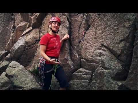 quickdraws - Climbing Magazine is producing a series of How To videos in 2012 to demonstrate basic skills and techniques. In this video Julie Ellison, Climbing Magazine G...