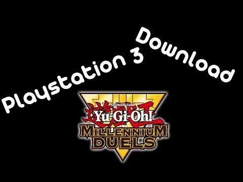Yu-Gi-Oh! Millennium Duels Playstation 3