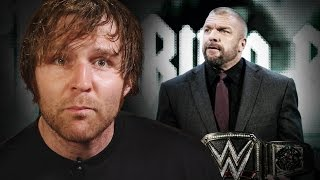 Nonton Dean Ambrose Exposes Triple H S Weakness  March 9  2016 Film Subtitle Indonesia Streaming Movie Download