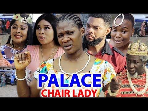 Palace Chair Lady Complete Season 7 & 8 - Mercy Johnson 2020 Latest Nigerian Movie