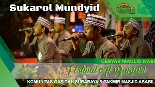Video SUKAROL MUNSYID (With Lyric)- TERBAIK 1 - FESBAN KQS & MASJID ABABIL 2018 MP3, 3GP, MP4, WEBM, AVI, FLV Desember 2018