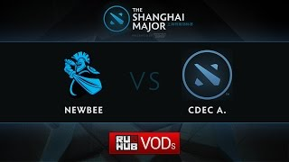 CDEC.A vs NewBee, game 2