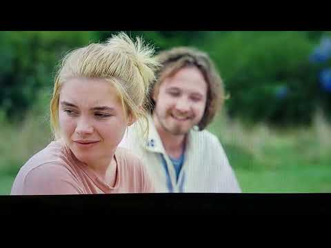 Midsommar (2019) Movie Scene: Skin the Fool Dance