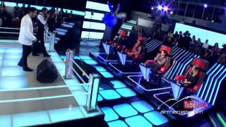 Vahe Aleqsanyan vs. Grigor Davtyan,Run to You - The Voice of Armenia - The Battles - Season 3