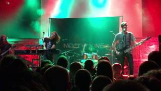 Next to None supporting MIke Portnoy's Shattered Fortress - London 28/06/2017