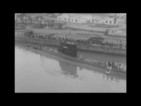 Βρέθηκε αγνοούμενο υποβρύχιο στη Μεσόγειο μετά από μισό αιώνα…
