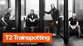 Nonton T2 TRAINSPOTTING. Tráiler oficial en español HD. Ya en cines. Film Subtitle Indonesia Streaming Movie Download