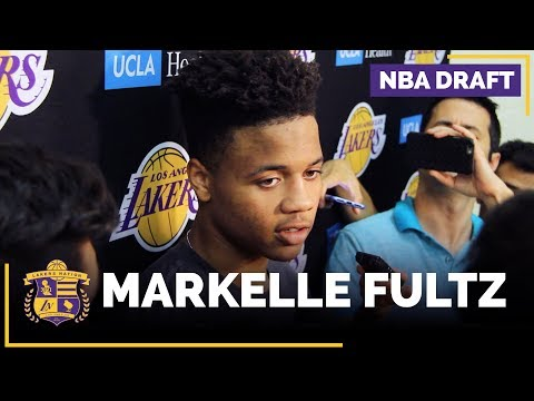 Video: Lakers Workout Washington's Markelle Fultz (FULL INTERVIEW)