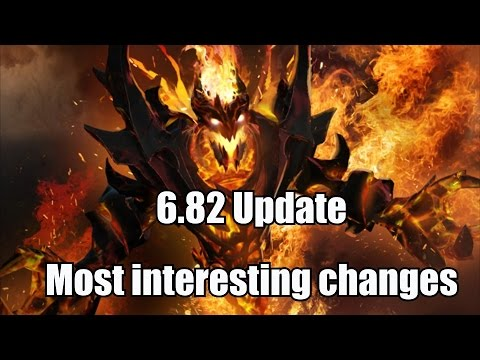 Dota 2 - 6.82 Update - The Most Interesting Changes | The Rekindling Soul Update
