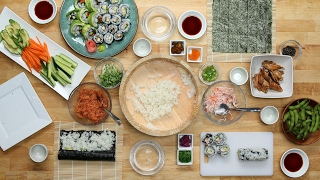 How To Throw A Sushi Party by Tasty